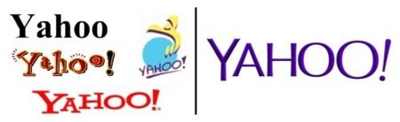 Logos de Yahoo!