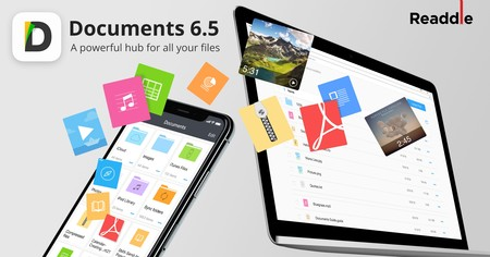 Resultado de imagen para Documents para iOS incorpora Wi-Fi Transfer, la forma más rápida de mover archivos entre dispositivos