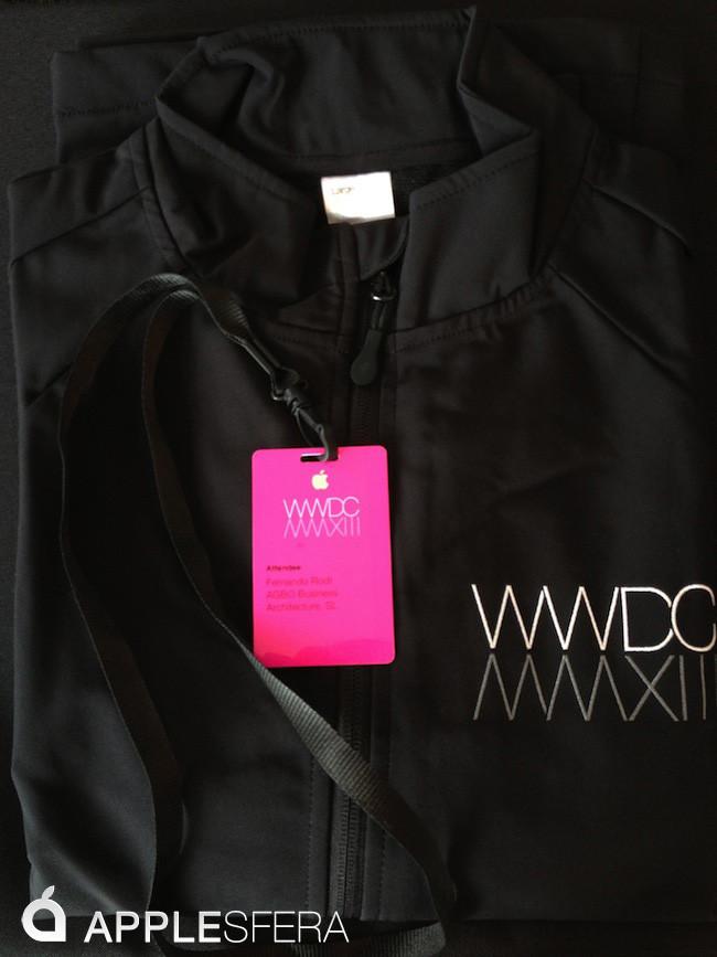Chaqueta WWDC2013
