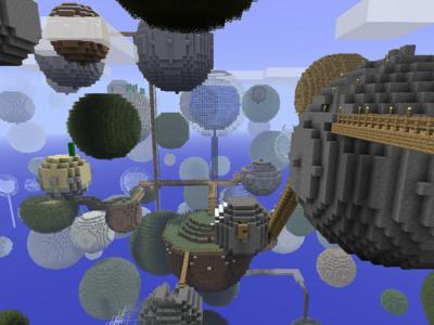 Los 17 mundos más increíblemente bellos creados en Minecraft durante sus siete años de vida