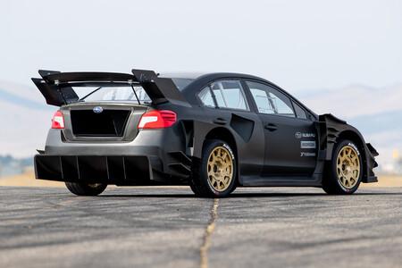 Subaru Wrx Sti De Travis Pastrana 6