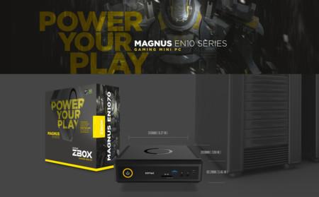 Las potencia gráfica de Nvidia GTX 10 quiere conquistar al miniPC: equipos mínimos para jugar a gran nivel
