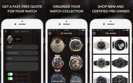 Govberg App Para Amantes De Los Relojes