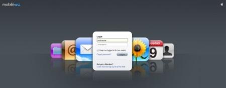Apple detalla oficialmente la actualización de Septiembre de MobileMe