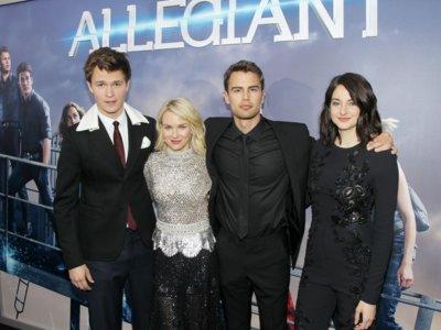 Taquilla USA: La saga 'Divergente' se hunde con 'Leal'