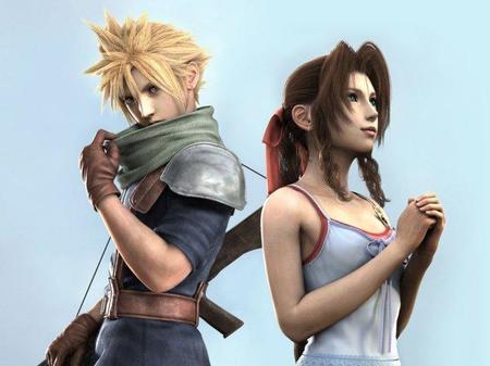 El remake de 'Final Fantasy VII' de camino a NGP