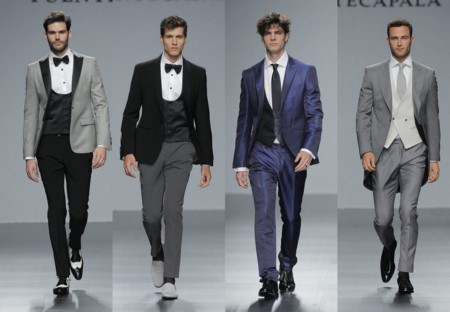 Tendencias Novios Primavera Trendencias Hombre 2016 2