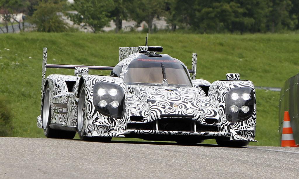 Foto de Porsche LMP1 (10/10)