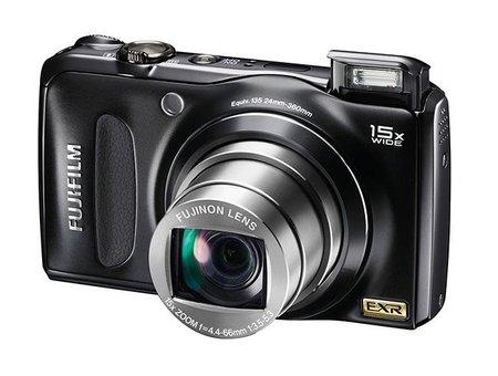 Fujifilm Finepix Z80, Z800 EXR, F300EXR y S2800HD: tres nuevas compactas y una bridge