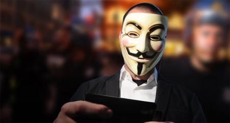 Anonymous Protesta