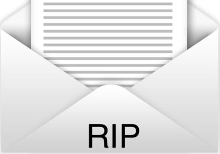 La muerte del email está cerca