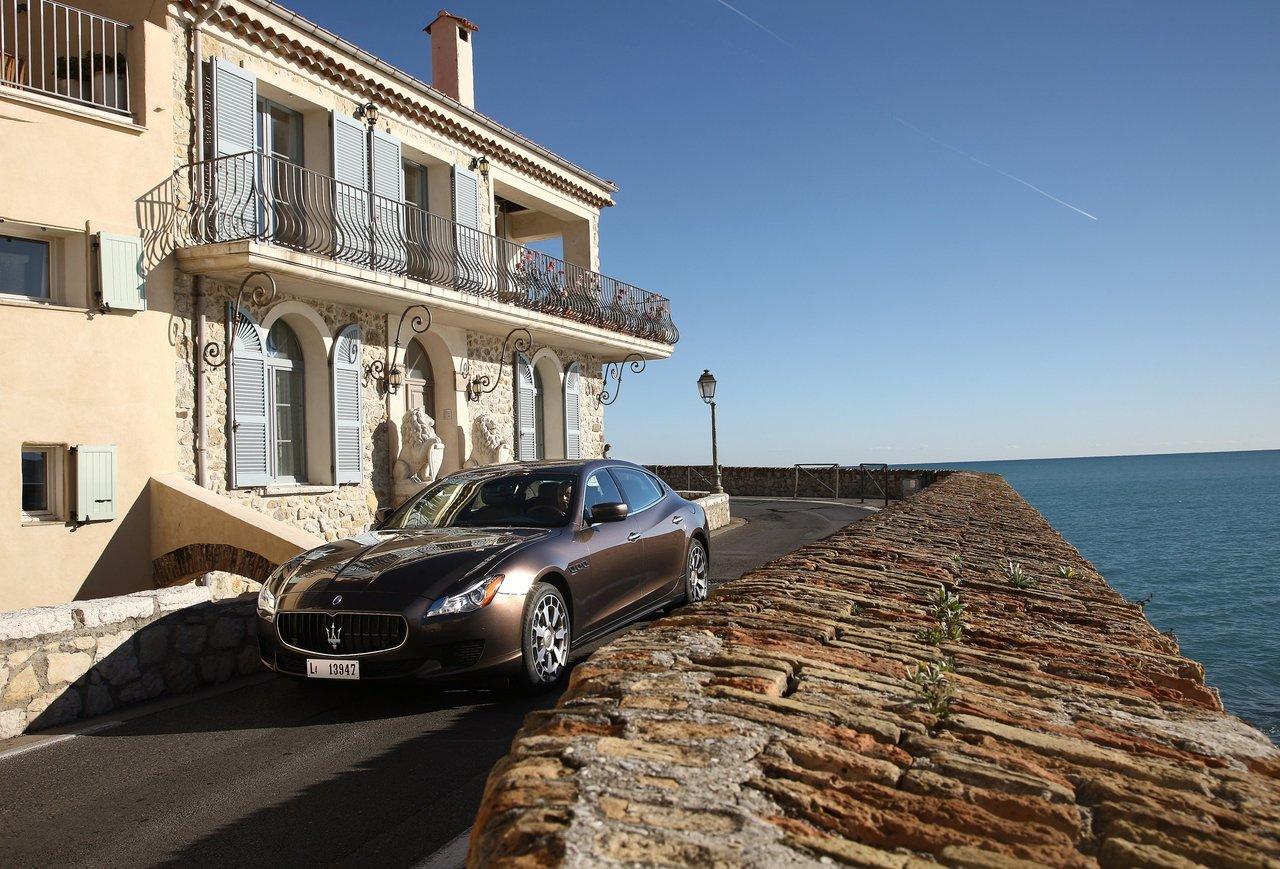 Foto de Maserati Quattroporte (2013) (24/47)