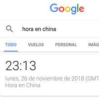 La app de Google comienza a responder algunas consultas sin mostrar los resultados de búsqueda