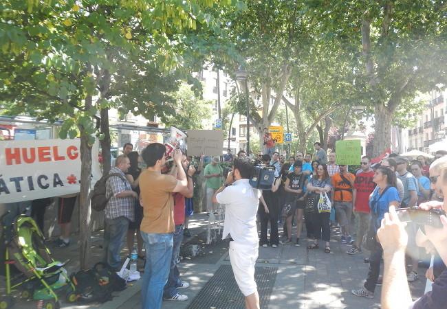 Foto de Maniferstación informática 30J (5/7)