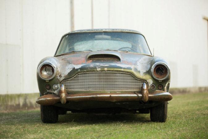 Foto de Aston Martin DB4 1962 (6/9)
