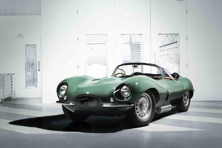 Este Jaguar XKSS fabricado en 2016 podríamos decir que resurge de entre las llamas