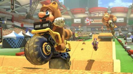 Habrá pista de Excitebike en Mario Kart 8