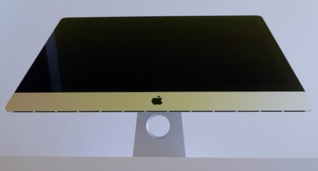 Análisis iMac 27 la pantalla