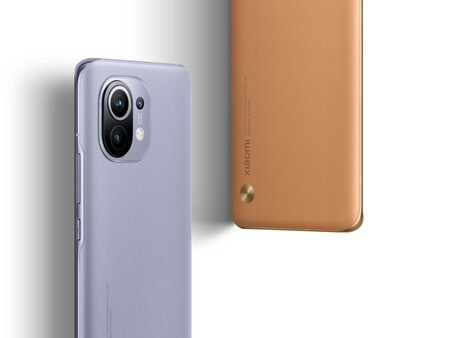 Xiaomi Mi 11 Oficial Diseno Parte Trasera
