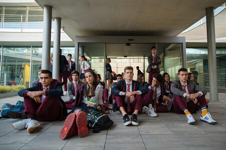 Por fin vuelve 'Élite': estas son las primeras imágenes y fecha de estreno de la temporada 4 del éxito de Netflix