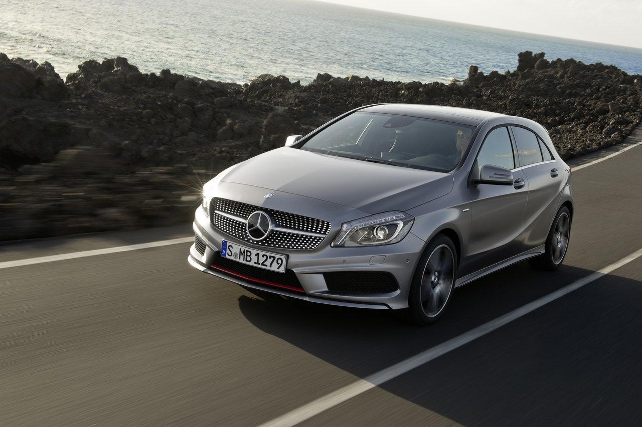 Foto de Mercedes-Benz Clase A 2012 (61/67)