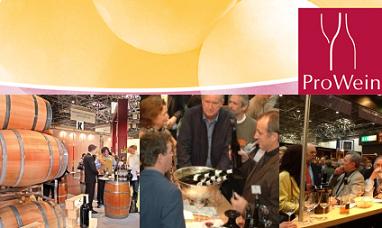 ProWein Düsseldorf, La Feria Mundial del Vino en Alemania