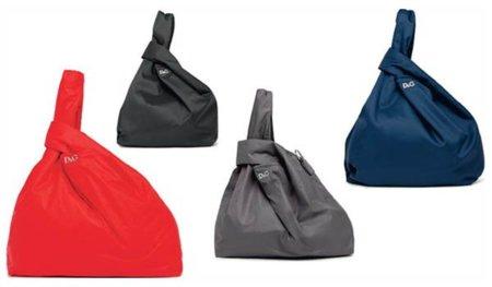 """Sencilla """"shopping bag"""" de D&G"""
