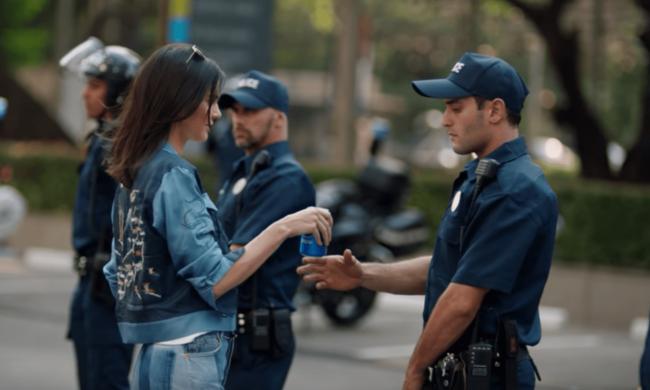 Kendall Jenner Pepsi criticas