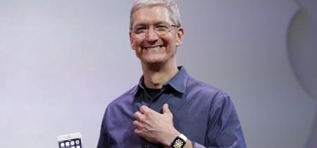 Apple le da a Tim Cook una medalla en forma de 560.000 acciones, parte de ellas retenidas