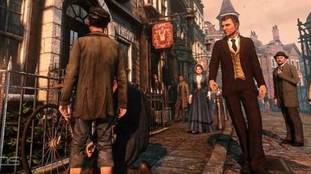 Trailer de lanzamiento de Sherlock Holmes: Crimes & Punishments