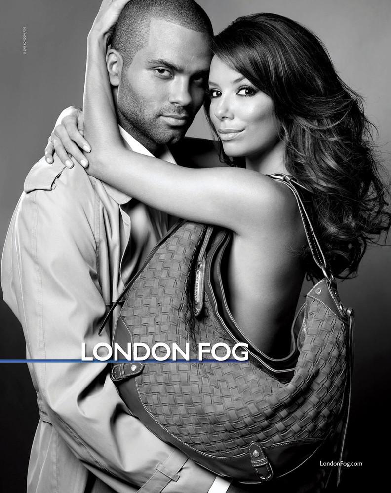 """Foto de Eva Longoria y Tony Parker en """"London Fog"""" (2/6)"""