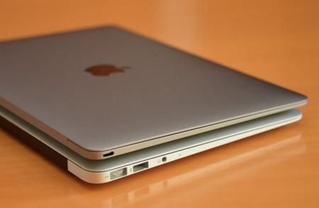 Apple se hace con el 10% del mercado de portátiles, que sigue en declive