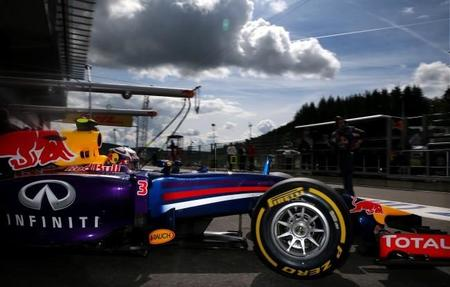 Red Bull descarta definitivamente construir su propio motor