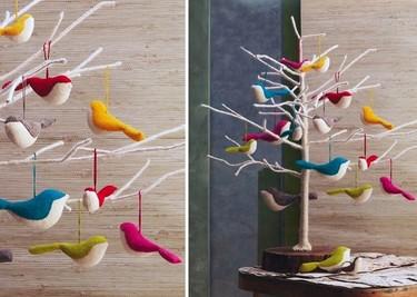 Un árbol de Navidad perfecto para tuiteros