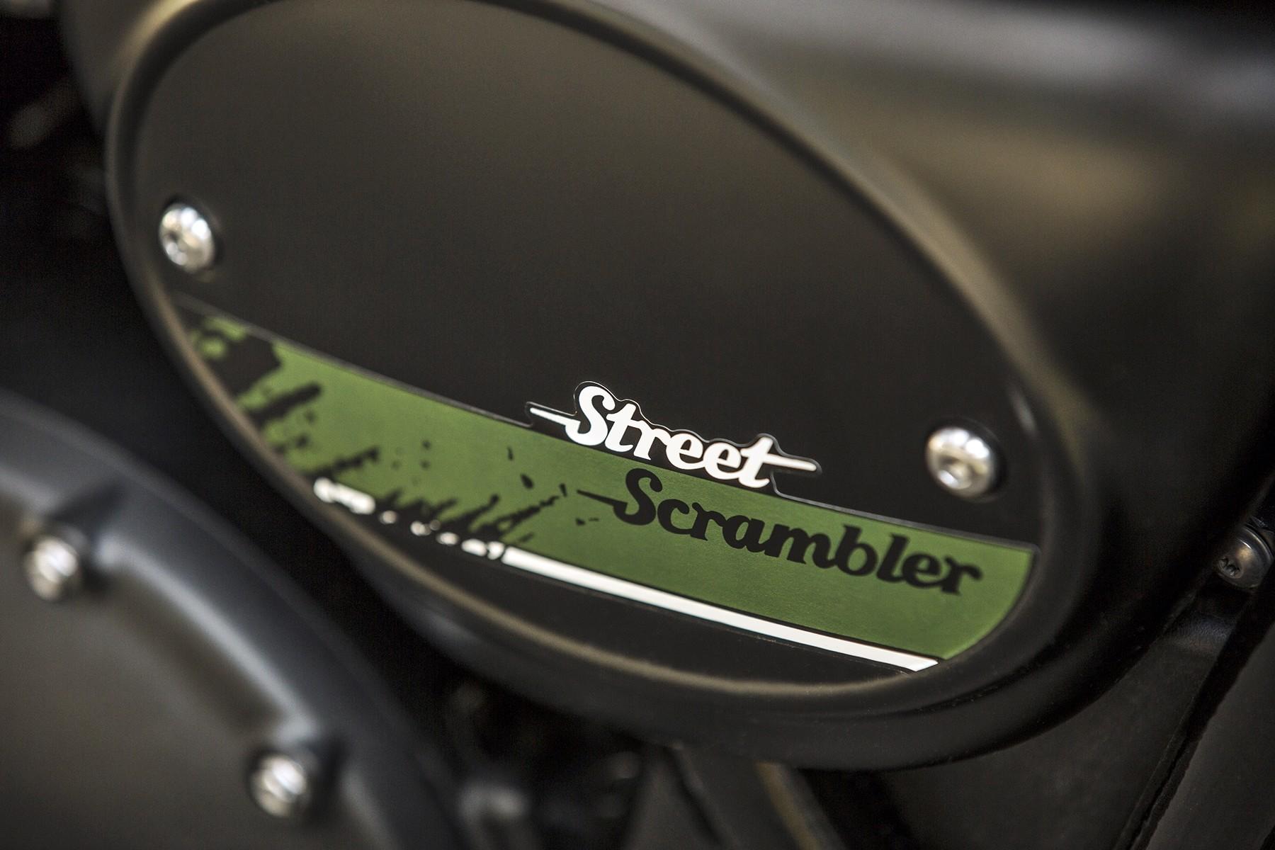 Foto de Triumph Street Scrambler (34/36)