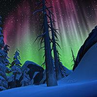 Un fenómeno de la naturaleza único: contemplar la aurora boreal bien vale pasar un poco de frío