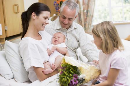 Visitas y bebés