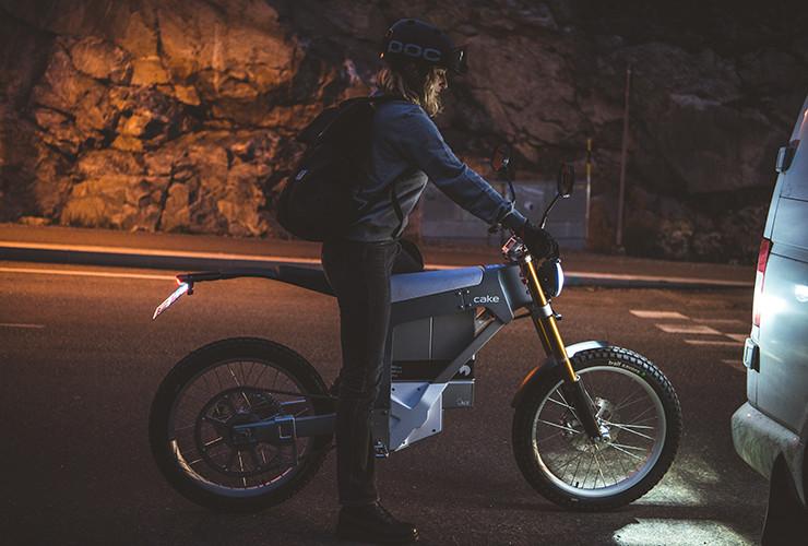 Foto de Cake Kalk& moto eléctrica (2/7)