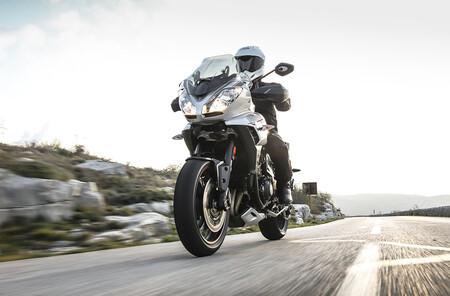 Triumph estaría trabajando en una Tiger Sport con el motor de la Tiger 900 de 95 CV, más barata y Euro 5