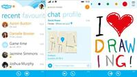 Skype estrena la posibilidad de compartir dibujos desde su aplicación para Windows Phone