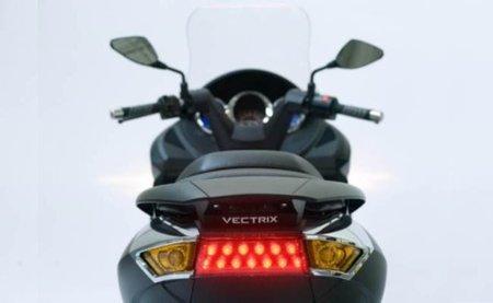 Vectrix: la moto eléctrica de moda