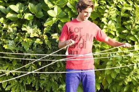 Loreak Mendian, colección Primavera-Verano 2009, camisetas