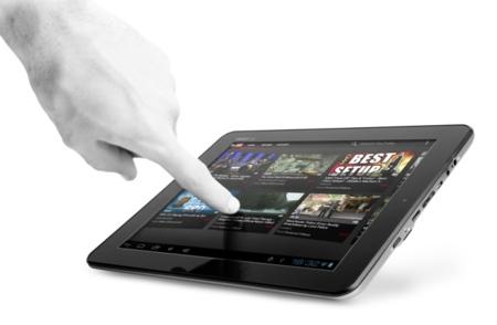 El Energy Tablet i10 lidera los nuevos tablets de la marca con Android 4.0