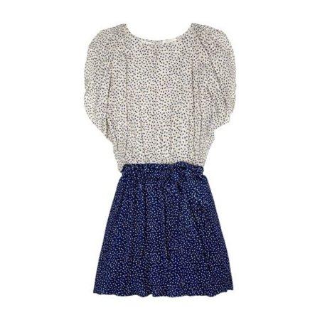 Zara Primavera-Verano 2011 vestido puntos