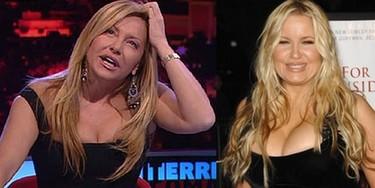Parecidos razonables: Cristina Tárrega y la madre de Stifler