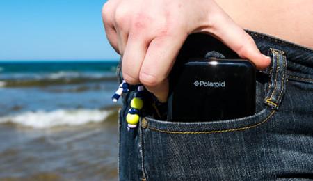 Polaroid ZIP en el bolsillo