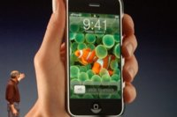Apple iPhone usará Mac OS X y widgets