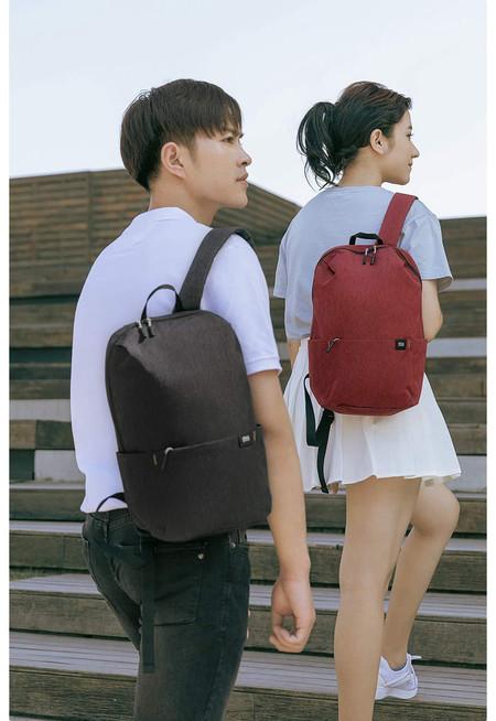 Mochila Xiaomi Small Backpack Level 4 por sólo 8,55 euros y envío gratis con este cupón