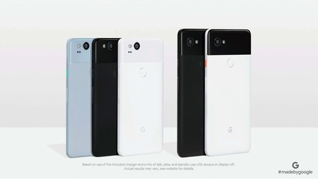 Google tendría planes para tres Pixel en 2018, uno de ellos de súper gama alta