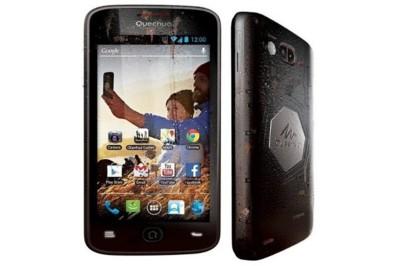 Quechua Phone 5: un móvil resistente ideal para los más activos y aventureros